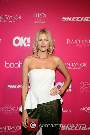 Kristen Taekman - OK! Magazine's 8th Annual NY Fashion Week Celebration Hosted by Nicky Hilton Held at the VIP Room...