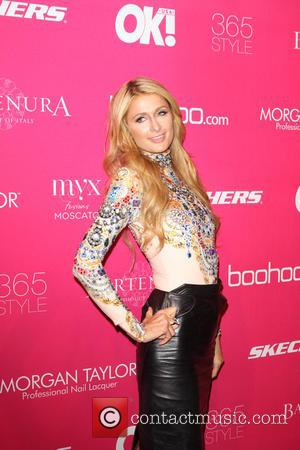 Paris Hilton - OK! Magazine's 8th Annual NY Fashion Week Celebration Hosted by Nicky Hilton Held at the VIP Room...