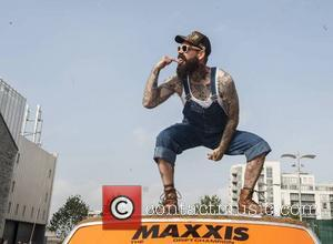 Shane Lynch - CANNONBALL 2014 departs from The Point Village, Dublin, Ireland - 12.09.14. - Dublin, Ireland - Friday 12th...