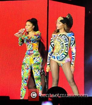 Beyonce and Nicki Minaj - Beyonce and Jay-Z perform in Paris for their 'On the Run Tour,' including a special...