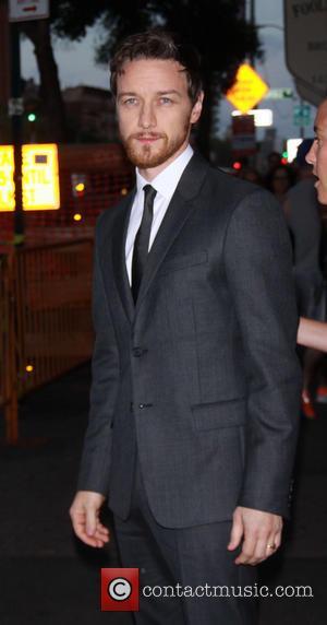 James Mcavoy To Serve On London Film Festival Jury