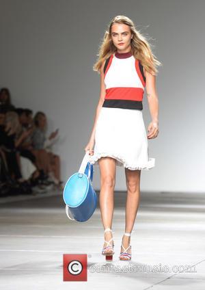 London Fashion Week, Cara Delevingne