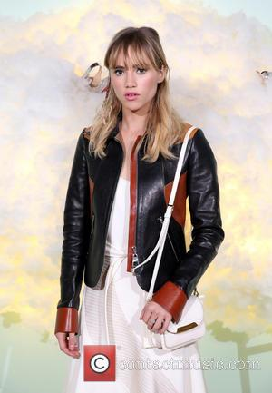 Suki Waterhouse - Harrods, together with its shoe partner Kurt Geiger, hosted an exclusive cocktail party during London Fashion Week...