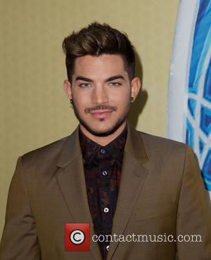 Adam Lambert - American Idol XIV at New York Marriot in Brooklyn, NY - New York City, New York, United...