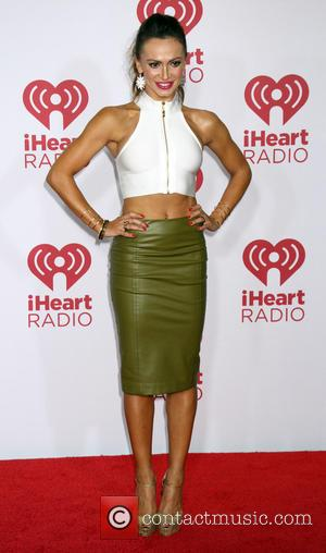 Karina Smirnoff - iHeartRadio Music Festival - Las Vegas, Nevada, United States - Friday 19th September 2014