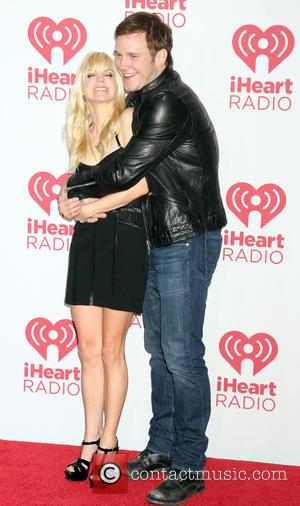 Chris Pratt and Anna Faris - iHeartRadio Music Festival 2014 - Las Vegas, Nevada, United States - Saturday 20th September...