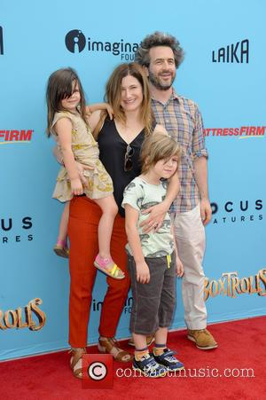 Kathryn Hahn - Preimere of 'The Boxtrolls' - Arrivals - Los Angeles, California, United States - Sunday 21st September 2014