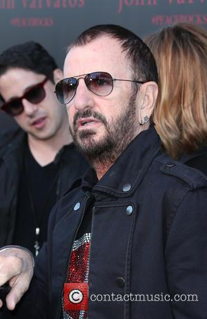"""Ringo Starr Says He Voted For Brexit - """"But Don't Tell Bob Geldof!"""""""