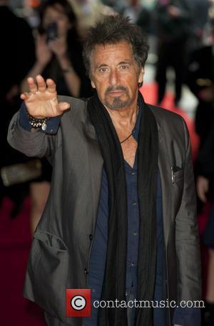 Al Pacino - Gala screening of 'Salome' - Arrivals at BFI Southbank, South Bank - London, United Kingdom - Sunday...