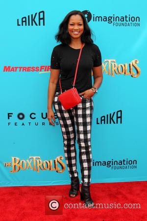 Garcelle Beauvais - Preimere of 'The Boxtrolls' - Arrivals at AMC Universal CityWalk. - Universal City, California, United States -...