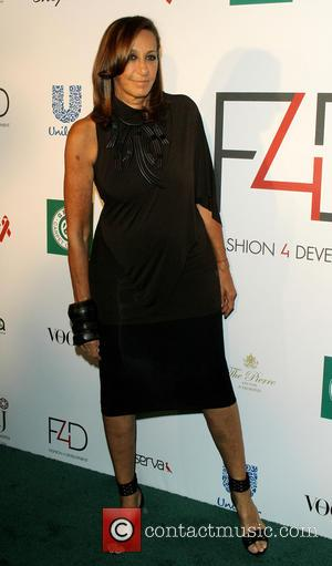 Donna karen - Fashion 4 Development presents the First Ladies Luncheon in New York, New York, United States - Tuesday...