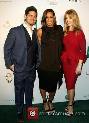 Donna karen, Rony Meisler and Evie Evangelou - Fashion 4 Development presents the First Ladies Luncheon in New York, New...
