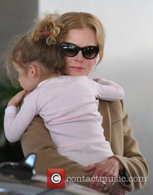 Nicole Kidman and Faith Margaret Kidman Urban - Australian actress known for her roles in films such as