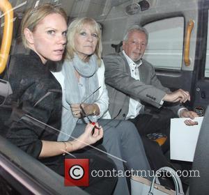 Jackie Adams, Louise Adams and Anthony Adams