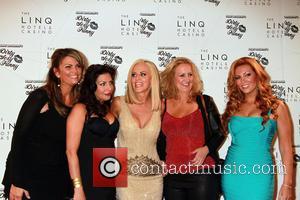 Lynne Koplitz, Tammy Pescatelli, Jenny Mccarthy, Paula Bel and April Macie
