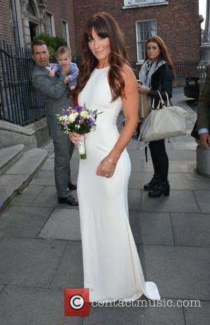 Jane Wogan - Terry Wogan niece Wedding - Dublin, Nevada, Ireland - Friday 26th September 2014