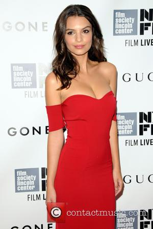 Emily Ratajkowski - 52nd New York Film Festival - 'Gone Girl' - World premiere - Manhattan, New York, United States...