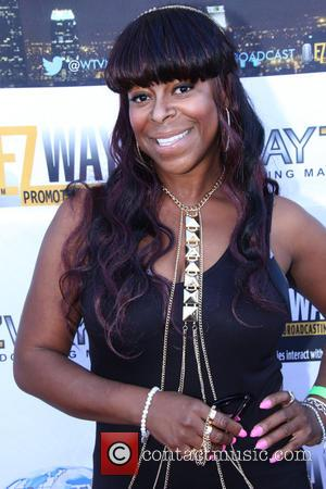 Angelique Bates - A host of celebrities turned out for the Stop Tour Launch Benefiting The Peace Fund presented by...