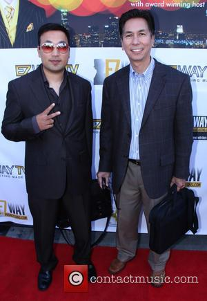Dean Arcillas and Tom Saras - A host of celebrities turned out for the Stop Tour Launch Benefiting The Peace...