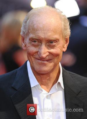 Charles Dance - Dracula Untold Premiere in Leicester Square. - London, United Kingdom - Wednesday 1st October 2014