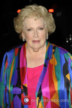 Denise Robertson - A variety of British stars attended the event held at the Langham Hotel to celebrate Scottish TV...