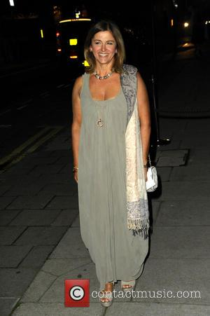 Guest - A variety of British stars attended the event held at the Langham Hotel to celebrate Scottish TV presenter...
