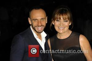 Lorraine Kelly and Mark Heyes - A variety of British stars attended the event held at the Langham Hotel to...