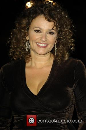 Nadia Sawalha - A variety of British stars attended the event held at the Langham Hotel to celebrate Scottish TV...