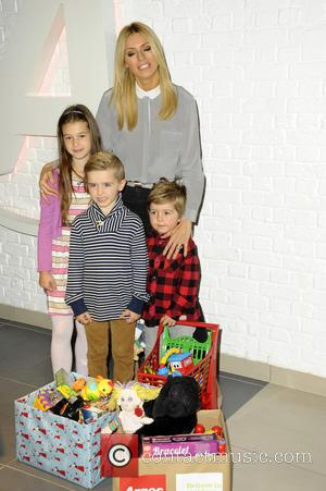Tess Daly - Tess Daly attends 'Argos Toy Exchange' photocall at Argos Tottenham Court Road - London, United Kingdom -...