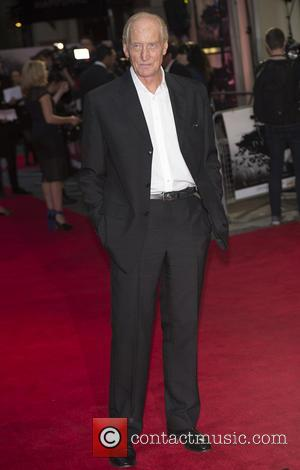 Charles Dance - 'Dracula Untold' premiere in Leicester Square - London, United Kingdom - Wednesday 1st October 2014