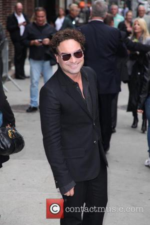 Johnny Galecki Quits Smoking After 25 Years