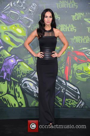 Megan Fox - Stars from the blockbuster movie 'Teenage Mutant Ninja Turtles' attended the German premiere at the UFO Sound...