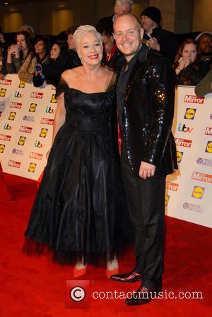Denise Welch - The Pride Of Britain Awards 2014 - Arrivals - London, United Kingdom - Monday 6th October 2014