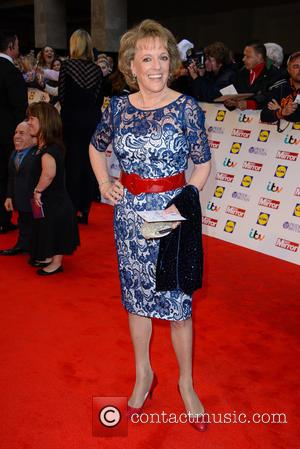 Esther Rantzen - The Pride Of Britain Awards 2014 - Arrivals - London, United Kingdom - Monday 6th October 2014