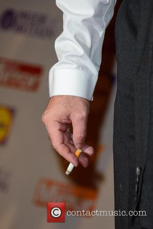 Simon Cowell - The Pride Of Britain Awards 2014 - Arrivals - London, United Kingdom - Monday 6th October 2014