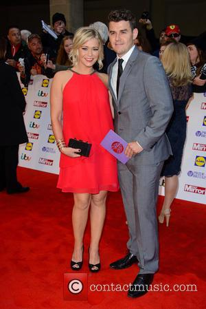 Suzanne Shaw - The Pride Of Britain Awards 2014 - Arrivals - London, United Kingdom - Monday 6th October 2014