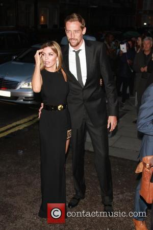 Abbey Clancy and Peter Crouch - Pride of Britain Awards at Grosvenor Hotel., Grosvenor House - London, United Kingdom -...