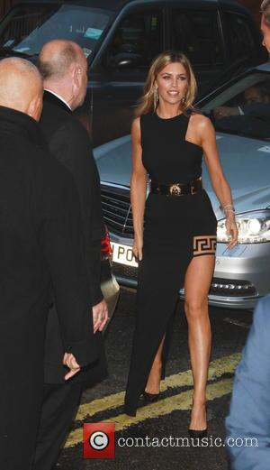 Abbey Clancy - Pride of Britain Awards at Grosvenor Hotel., Grosvenor House - London, United Kingdom - Monday 6th October...