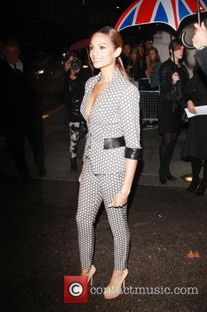 Alesha Dixon - Pride of Britain Awards at Grosvenor Hotel, Grosvenor House - London, United Kingdom - Monday 6th October...