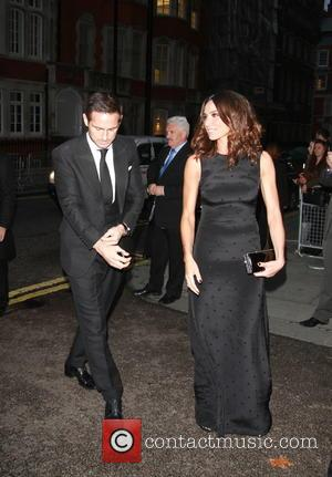 Frank Lampard and Christine Bleakley - Pride of Britain Awards at Grosvenor Hotel, Grosvenor House - London, United Kingdom -...