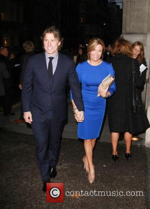 John Bishop and Melanie Bishop - Pride of Britain Awards at Grosvenor Hotel, Grosvenor House - London, United Kingdom -...