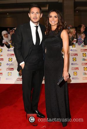 Frank Lampard and Christine Bleakley - The Pride of Britain Awards 2014 at Grosvenor House - London, United Kingdom -...