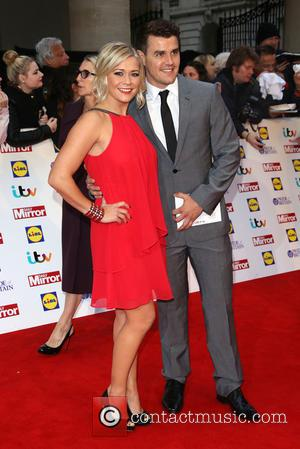Suzanne Shaw and Sam Greenfield - The Pride of Britain Awards 2014 at Grosvenor House - London, United Kingdom -...
