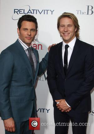 James Marsden, Luke Bracey