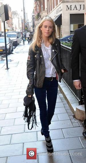 Guest - Kate Moss out in London - London, United Kingdom - Wednesday 8th October 2014