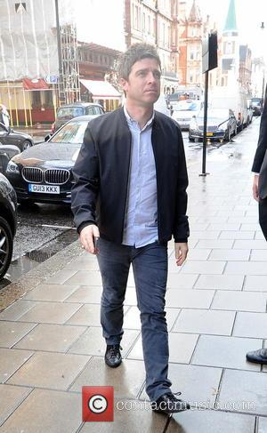 Noel Gallagher - Kate Moss out in London - London, United Kingdom - Wednesday 8th October 2014