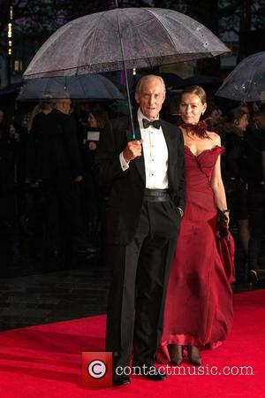 Charles Dance - The Imitation Game, Opening Night Gala European Premiere at Odeon Leicester Square - London, United Kingdom -...
