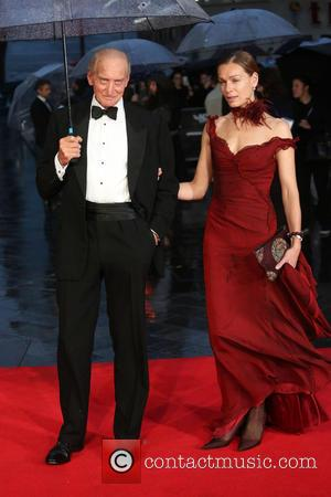 Charles Dance and Eleanor Boorman - LFF: The Stars of the new film 'Imitation Game' attended the premiere in London,...