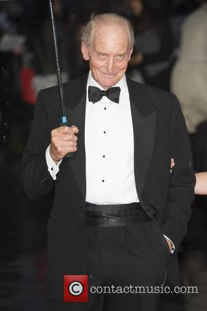 Charles Dance - 58th BFI London Film Festival: Opening night - 'The Imitation Game' at Odeon Leicester Square - London,...