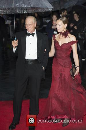 Charles Dance and wife Joanna - 58th BFI London Film Festival: Opening night - 'The Imitation Game' at Odeon Leicester...